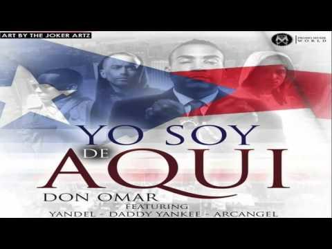 Don Omar Ft Yandel, Daddy Yankee, Arcangel...