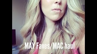 Late May Favorites | MAC haul ft. Alluring Aquatic collection | New Hair! Thumbnail