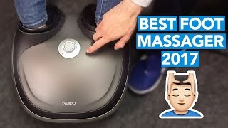 Best Foot Massager for 2017 (Unboxing & Review)
