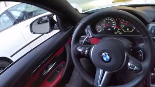 HD!  Titanium BMW M4 Quick Test Drive