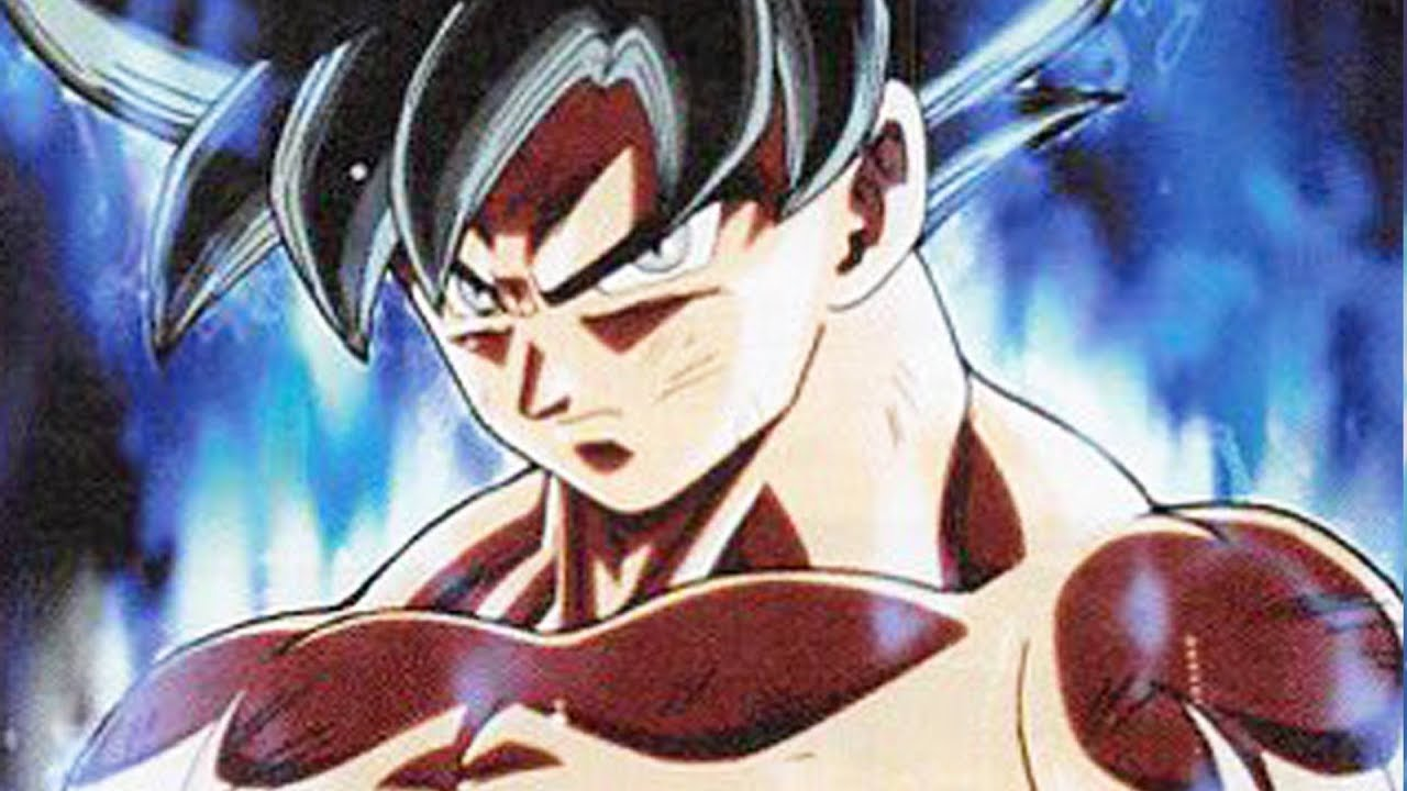 Goku's New Super Saiyan God Form - YouTube