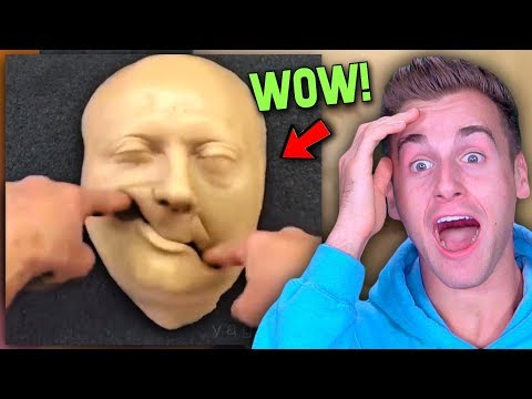Try NOT To Say WOW Challenge.. (HARD)