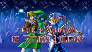The Evolution of Zelda