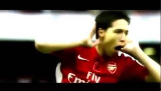 Samir Nasri, Arsenal magician