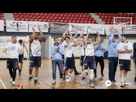 VÍDEO: El Club Baloncesto Lucena se lleva el derbi ante Cabra en los últimos segundos (64-62)