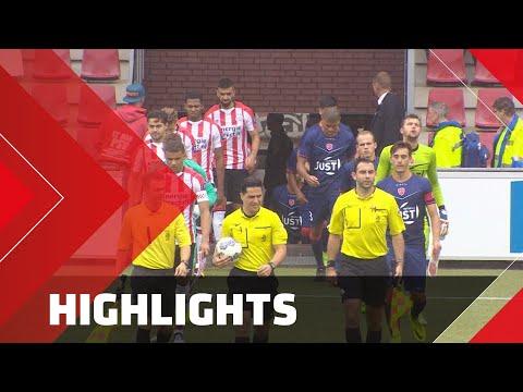 Samenvatting: Jong PSV - Valenciennes FC U21