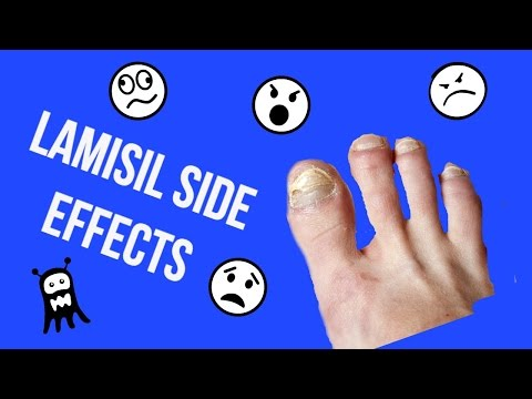 Lamisil Side Effects