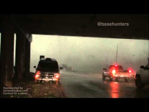 Basehunters 3-25-15 Sand Springs Oklahoma Tornado