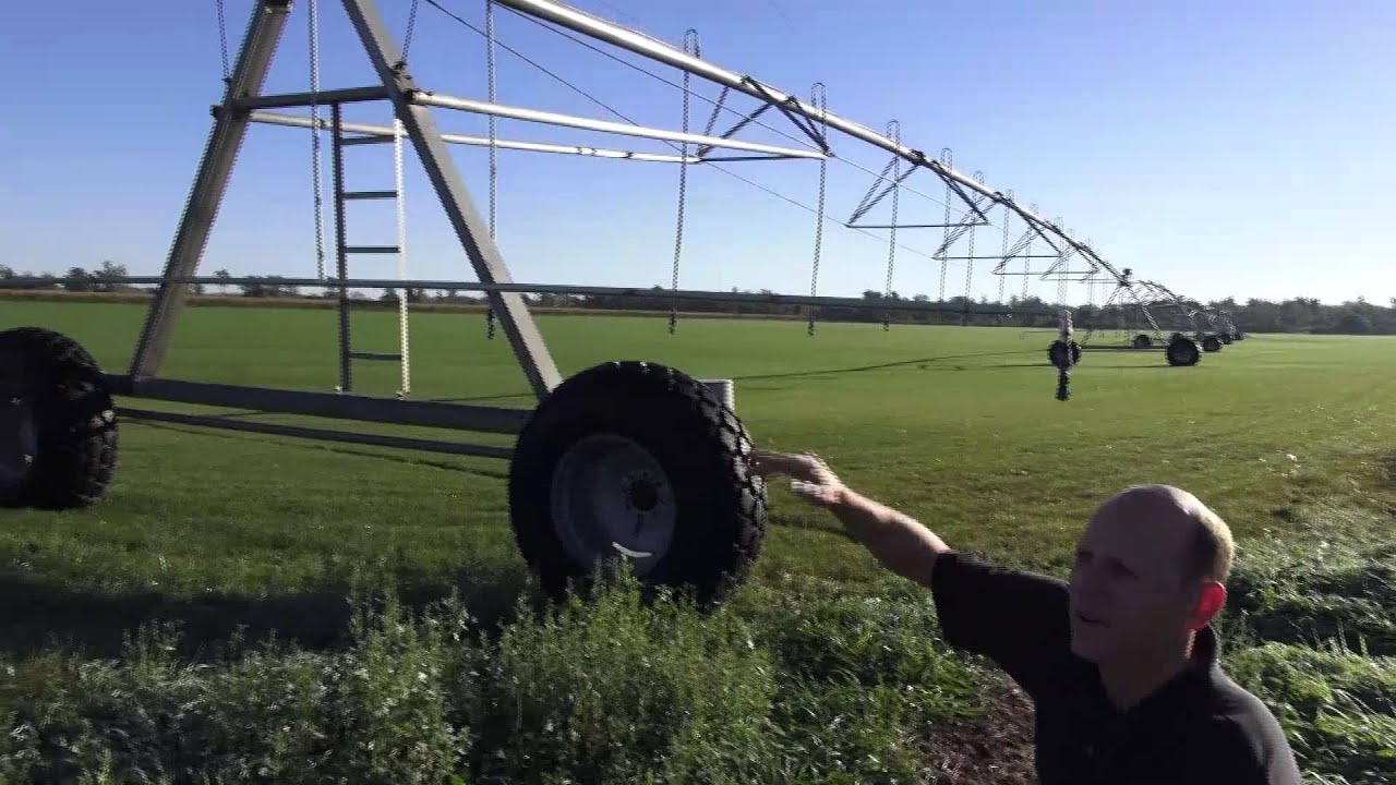 Phase Converter W Center Pivot Irrigation Youtube