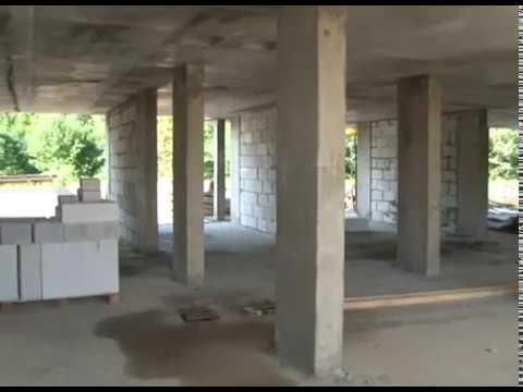 Видеорепортаж о микрорайоне Полет в Ногинске