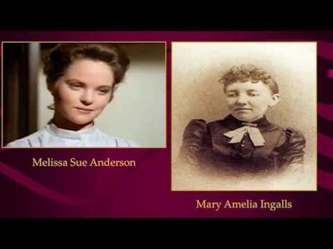 Laura Ingalls Wilder with Pamela Smith Hall 4-4-2016