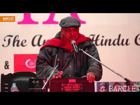 Piyush Mishra | Husna (Live At Hindu College)