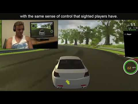 The RAD: Making Racing Games Equivalently Accessible To People Who Are Blind