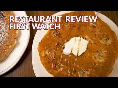 Restaurant Review - First Watch | Atlanta Eats