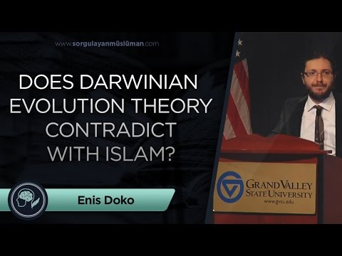 Does Darwinian Evolution Theory Contradict With Islam? [İslam ve Evrim]  [TR ALTYAZI] - Enis Doko