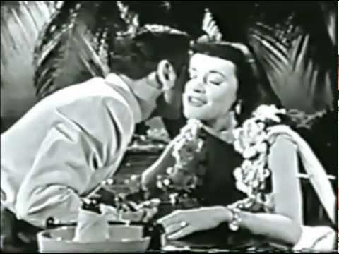 Gisele MacKenzie - Stranger in Paradise (1954)