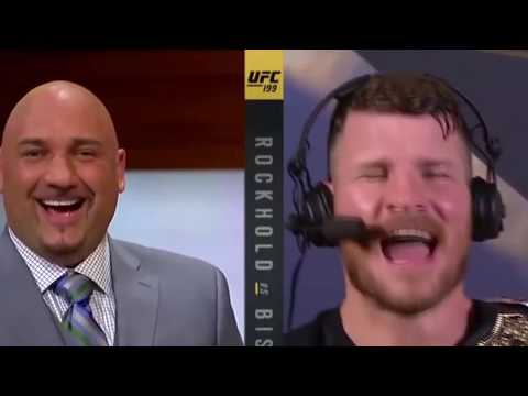 Greatest Insults by UFC's Michael Bisping