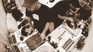SCRATCH JAZZ SESSION DJ CLIQ x DJ JAZZY DAY - 1st Draft.