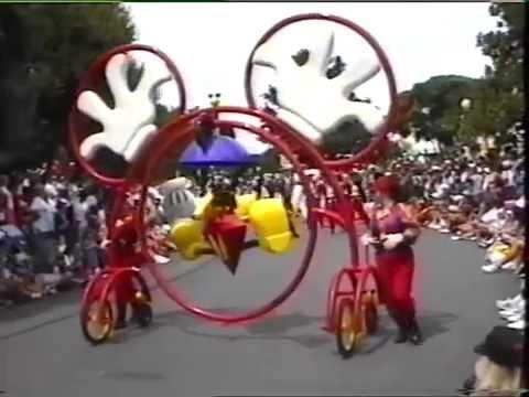 Mickey Mania Parade (1995)