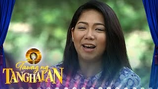 Tawag ng Tanghalan: Phoebe Salvatierra | Song for Family Interview