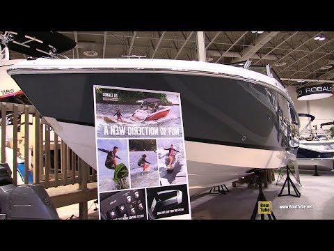 2017 Cobalt R3 Surf Motor Boat - Walkaround - 2017 Toronto Boat Show