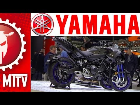 motorbeurs utrecht 2018 7 nieuws bij yamaha motor test tv 2018 youtube. Black Bedroom Furniture Sets. Home Design Ideas