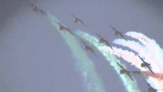 The Indian Air Force - Suryakiran Aerobatic Team