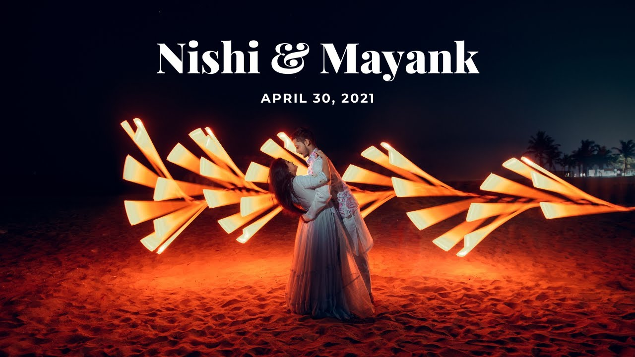 Save The Date | Mayank & Nishi | April 30, 2021 | #MaNiHeist