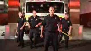 Lip sync challenge: Backstreet Boys by Cicero NY firefighters