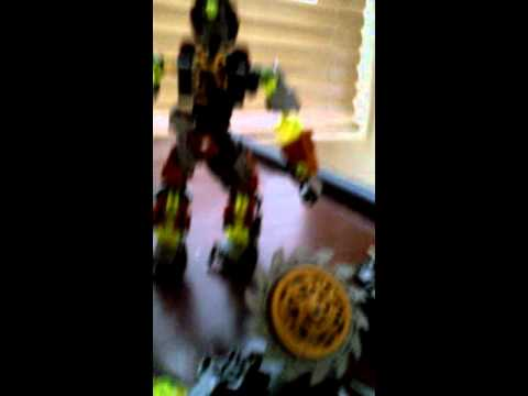 Bionicle kanohi review:speedy