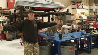 Behind the Scenes at Engine Masters - Roadkill Extra Free Episode
