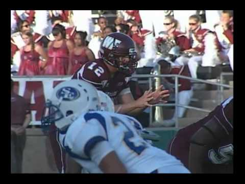 WT Football Highlight - Southeastern Oklahoma State 2010 Season