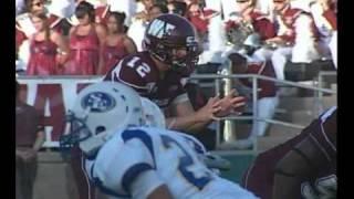 WT Football Highlight - Southeastern Oklahoma State 2010 Season