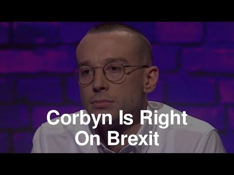 """Michael Walker: """"Corbyn is RIGHT on Brexit!"""""""