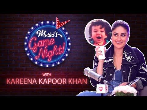 Malini's Game Night Episode 1 | Kareena Kapoor Khan | MissMalini #WhatWomenWant #IshqFM