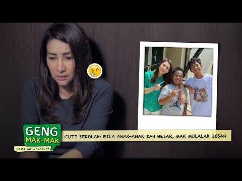 Rita Rudaini Sedih Anak-Anak Dah Besar | Geng Mak-Mak Edisi Cuti Sekolah Episod 3