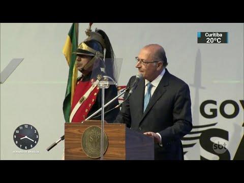 MP abre inquérito para investigar o candidato Geraldo Alckmin   SBT Brasil (20/04/18)