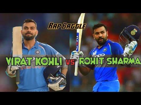 Virat Kohli vs Rohit Sharma   Rap Battle