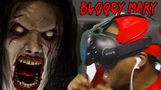 BLOODY MARY IS REAL | 360° Horror: BLOODY MARY REACTION