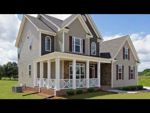 Front Porch Styles: Outdoor Living New Home Features - Youtube
