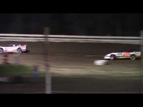 Hummingbird Speedway (6-17-17): Street Stock Feature