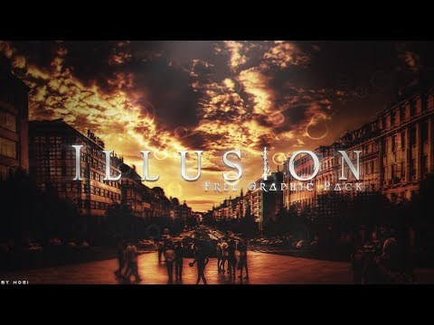 Illusion Photoshop Graphics Pack | By Nosi