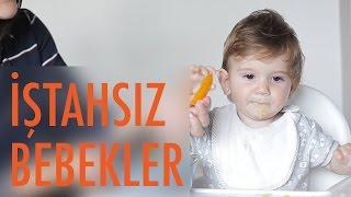 Bebeklerde İştahsızlık | Acemi Anne