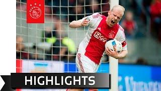 Highlights Ajax - FC Utrecht