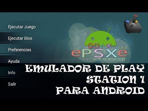 🏆 Emulador epsxe apk 2018 | ePSXe Apk V2 0 11 Beta 5 + Bios