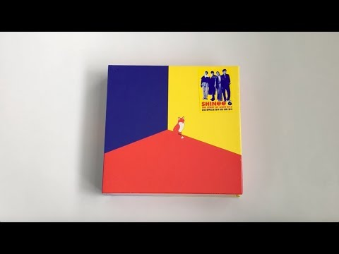 ♡Unboxing SHINee 샤이니 6th Studio Album The Story Of Light EP.3♡