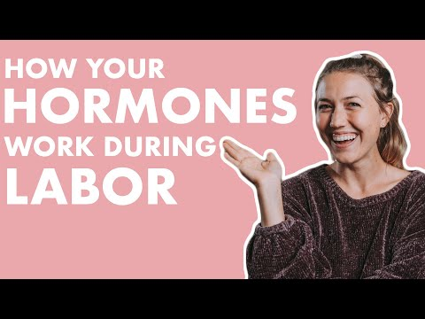Your BODY KNOWS How to GIVE BIRTH | HORMONES During Labor