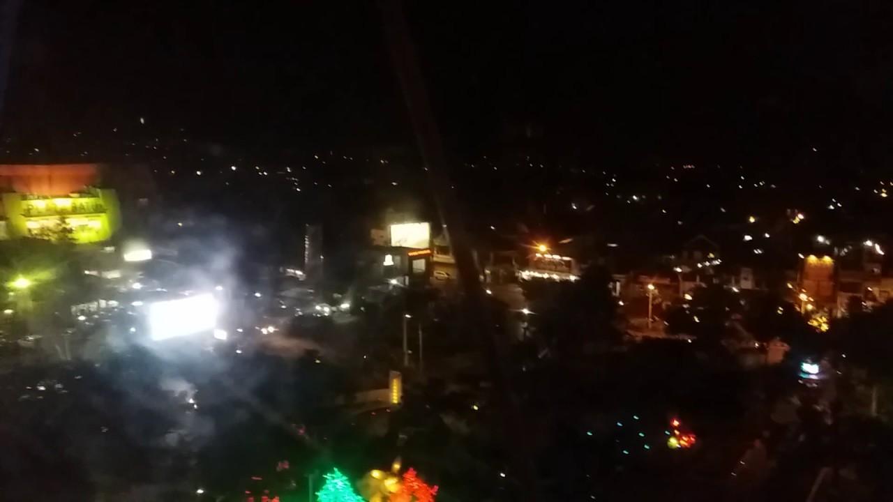 Video Alun Alun Kota Batu Malang Pada Saat Malam Hari Youtube