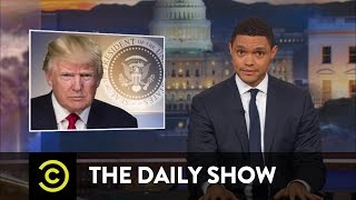 So Much News, So Little Time - Protester Attacks & Trump-Russia Bombshells: The Daily Show thumbnail