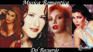 40 Super Canciones Romanticas de Marisela, Sonia Rivas, Dulce, y Manoella Torres!